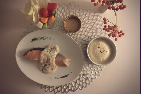 naomi-san食事画像