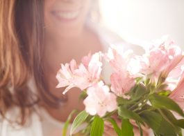 spring-woman画像