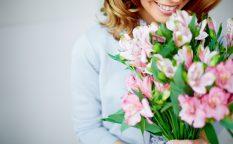 花贈り画像